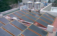 Industrial Solar Water Heater by Mainframe Energy Solutions Pvt. Ltd.