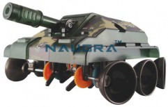 Infrared Remote Control Kits Titan Tank by Naugra Export