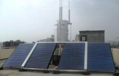 Project Type Solar Water Heater by Bhambri Enterprises