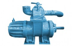 Sewer Suction Pump by Jai Durge Trolly Manufacturer