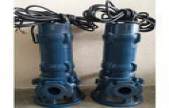 1.5-7.5 HP Three Phase Submersible Sewage Pumps, Motor Voltage: 380V ,ASP Series