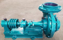 V-Belt Driven Centrifugal Pump by Prem Engineering Private Limited