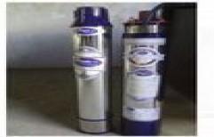 Three Phase V4 Submersible Pump