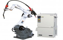 articulated robot / 6-axis / MIG-MAG welding / TIG welding      by Panasonic Robot & Welding