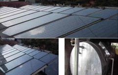 Commercial Solar Water Heaters by Aadhi Solar Solutions