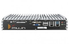 compact robot controller / Ethernet communication port / with integrated vision system   by MUJIN