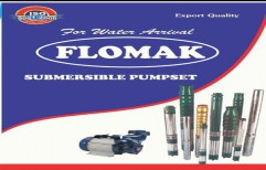 Flomak Submersible Pump   by Jagdish Industrial Corporation