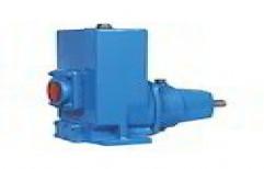 Non-Clog Mud Sewage Pump by K Tech Fluid Controls