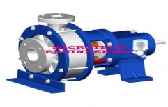 PP Chemical Process  Pump  by Micro Tech Engineering