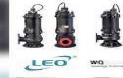 Sewage Submersible Pump by Epsilon Tech Solutions