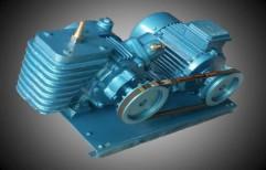 Vacuum-Pressure Pumps by K. B. Sawant Engineering Works