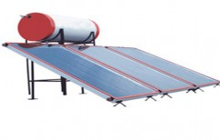 FPC Solar Water Heater by Solar Devices