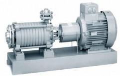 High Pressure Centrifugal Pump by Mackwell Pumps & Controls
