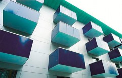 HPL Decorative Cladding Panel     by Zs Building Solutions