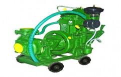 Nk5 Light Weight Diesel Pump Set by Kovai Engineering Works