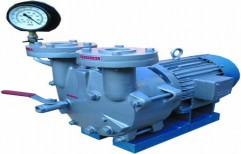 Promivac Direct Drive Water Ring Vacuum Pump   by Promivac Engineers