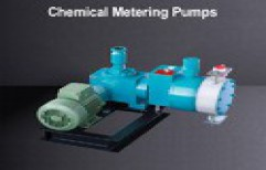 Chemical Metering Pumps by Minimax Pumps India