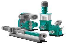 Chemical Process Pumps by Netzsch Pumps & Systems