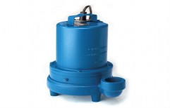 Effluent Submersible Pump     by Rajat Power Corporation