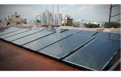 Flat Plate Commercial Solar Water Heater by Focusun Energy Systems (Sunlit Group Of Companies)