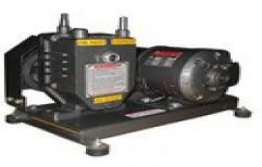 Oil Seal High Vacuum Pump     by R. A. Engineering Works