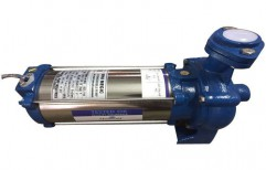 2 HP Open Well Submersible Pump by Flowbell Pump & Spare