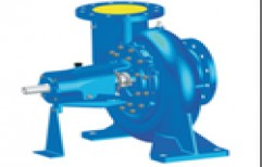 DBL End Suction Pump by Kirloskar Brothers Limited