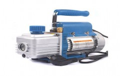 Double Stage Vacuum Pump by Indian High Vacuum Pumps