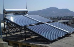ETC Solar Water Heater by Solar Pulse Energy Private Limited