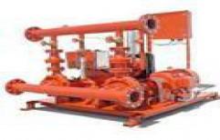 Kirloskar Fire Pumps, Max Flow Rate: 2280 LPM