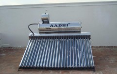 Pressure Pump Model Solar Water Heater by Aadhi Solar Solutions