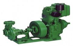 5 hp Diesel Engine Pump Set by Kovai Engineering Works