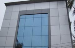 Acp Cladding by Multi System Aluminium & Glass