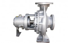 Centrifugal Chemical Process Pump by Ambica Machine Tools