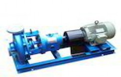 Hastelloy Centrifugal Electric Pumps, Power: upto 60 hp