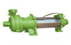 Open Well Submersible Pumps by Hydraflux