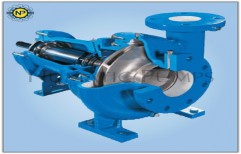 Stainless Steel Transfer Pump by Kenly Plastochem