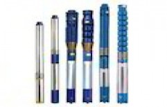 Submersible Borewell Pumps     by Fluid Line Systems & Controls Private Limited