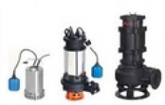 Submersible Sewage Pumps by GM Naveen Enterprises