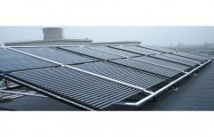 500 LPD Solar Water Heating System by Rathi Solar Company