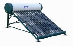 ETC Solar Water Heater by Shree Solar Systems