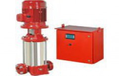 Fire Fighting Pump  by Alpha Power Systems & Services