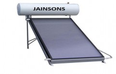 Flat Plate Collector Solar Water Heater by Jainsons Electronics