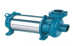 Mini Open Well Submersible Pump by New Champion Submersible Pumps