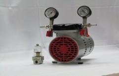 Oil Free Diaphragm Vacuum & Pressure Pump by A One Engineering Works