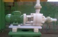 PP Chemical Pump  by Srb Custom Built Equipments Private Limited