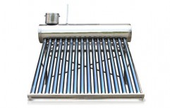 Stainless Steel Solar Water Heater by Pratham Solar Systems