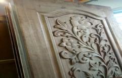 Teak Wood Doors by Apsara Doors & Panels