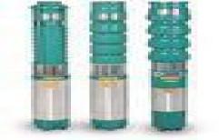 V6 Submersible Pump Set by Aditya Pumps