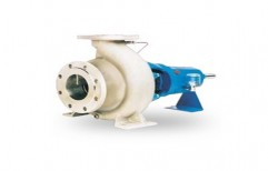 Centrifugal Chemical Process Pumps by Pooja Fabrication